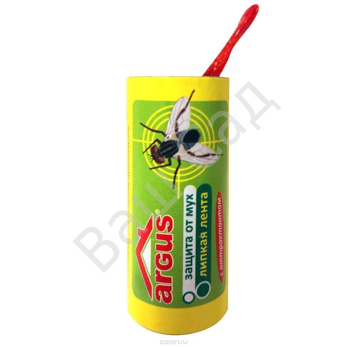 Как своими руками сделать липкую ленту от мух своими руками
